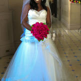 Anissa's Wedding Dress
