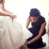 Bridal attendants are there to support you in every way possible, from