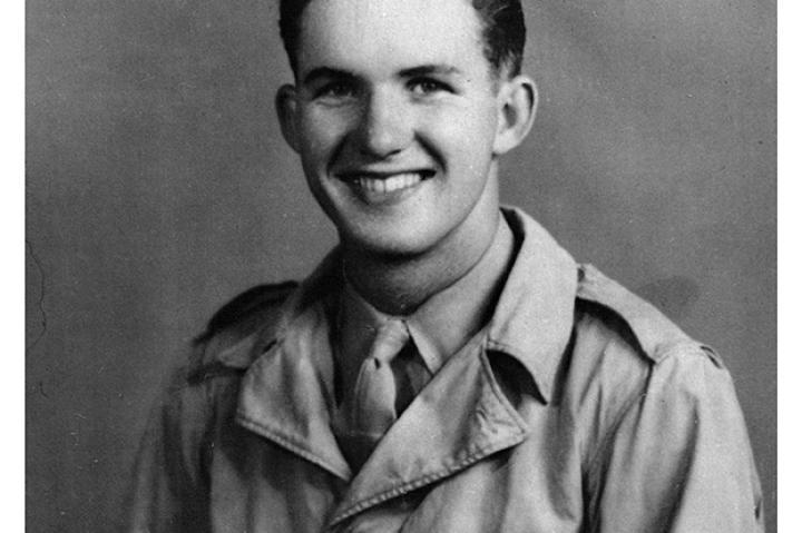 Hero of the Battle of Tarawa William Jeffries.