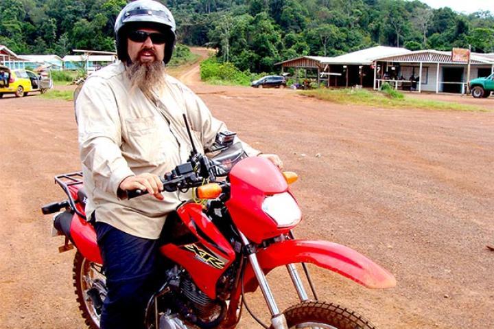 Plus, dirt bikes are pretty cool.