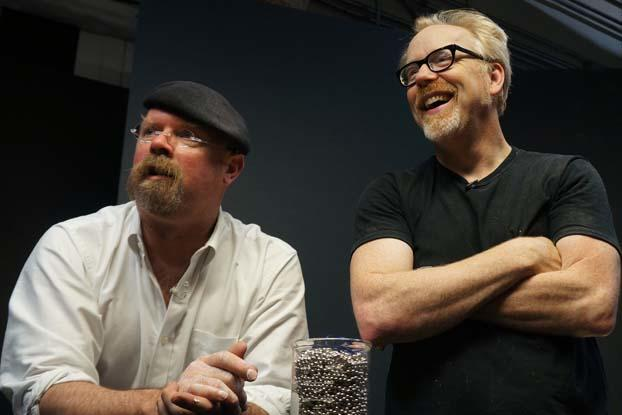 For 11 years the MythBusters have been telling people not to try this at home. Finally, in