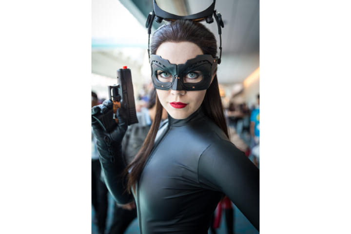The innovation and ingenuity seemed on full display at Comic Con this year, and I've collected some -- but not nearly all -- of my favorite cosplays. You can find many, many more incredible costumes -- including my own! -- at