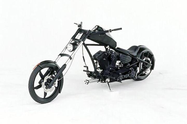 Comanche Bike
