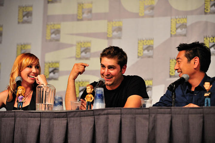 Tory Belleci reveals a pretty amazing behind-the-scenes story related to the show —