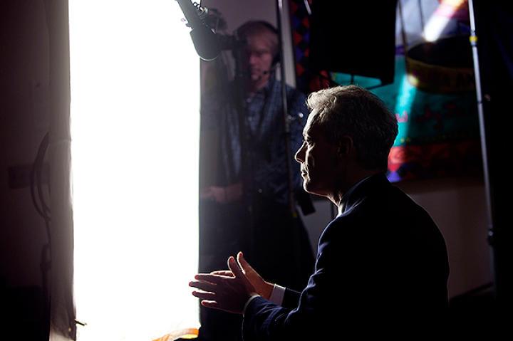Rahm Emanuel (President Barack Obama's former Chief of Staff).