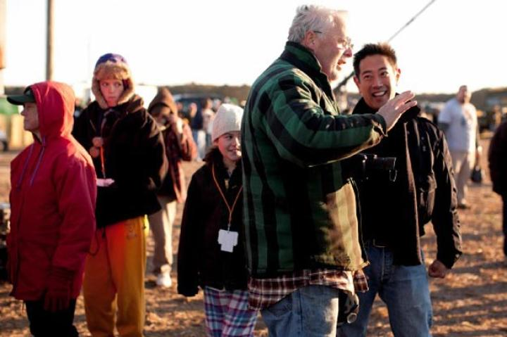 Punkin Chunkin is gospel to loyal fans. Grant Imhara finds that out firsthand as a Chunk go-er gives him some pointers.