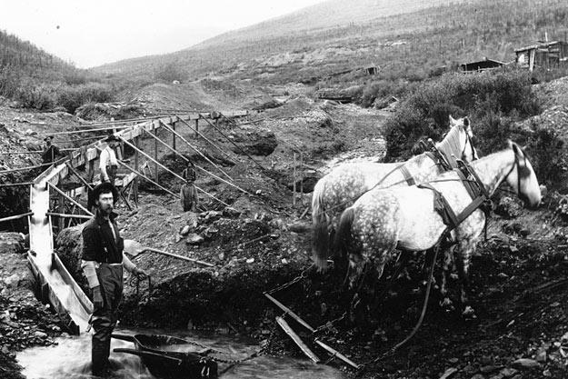What Was the Klondike Gold Rush?