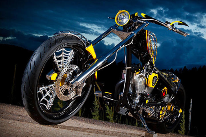 Anti-Venom Bike
