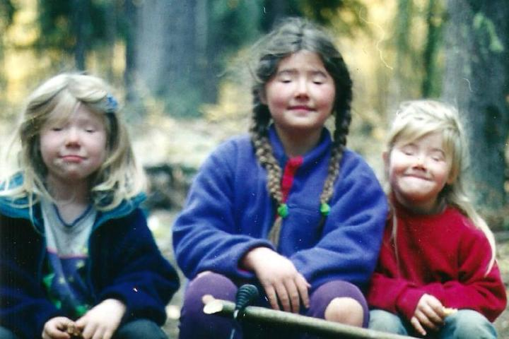 ... Cindy Lewis: Family Photo Album | The Last Alaskans | Animal Planet