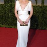 Christina Applegate arrives at the Vanity Fair Oscar® Party in 2009.