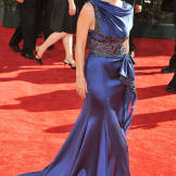 At the 61st Primetime Emmy Awards in 2009.