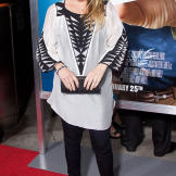 """Arriving for the premiere of the film """"Hall Pass"""" in 2011."""