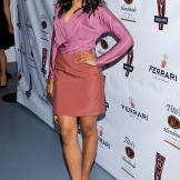 "Kerry Washington attends the 2010 ""Lortel Awards"" in New Yor"