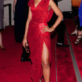 Kerry Washington on the Red Carpet at the Costume Institute Gala in 20