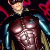 O'Donnell as Robin in