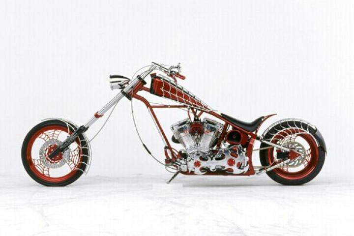 BLACK WIDOW BIKE (2003)