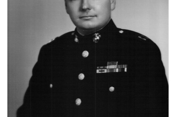 Hero of the Battle of Tarawa Ed L. Bale, Jr.