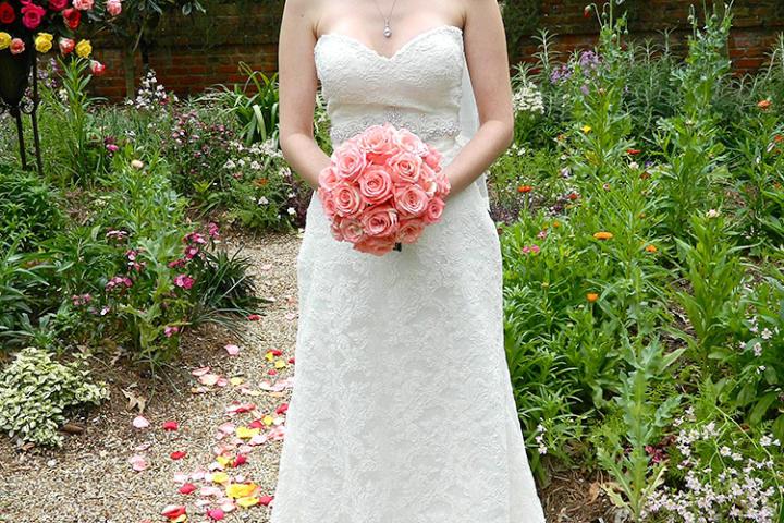 Megan's Wedding Dress
