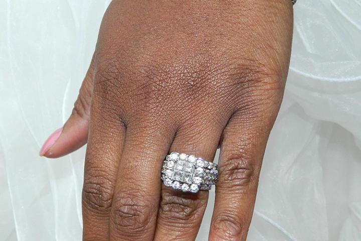Tamika's Ring