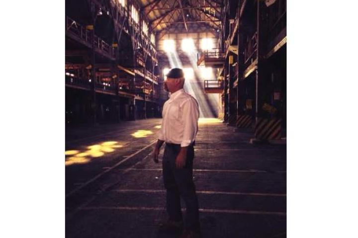 Hyneman on deck! From Adam Savage's Twitter feed. Follow