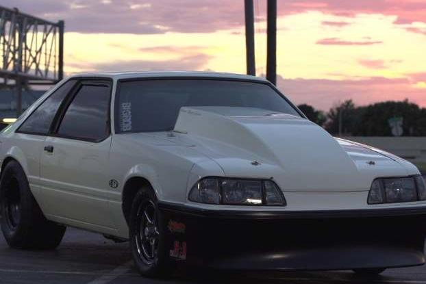 Chuck's Ford Mustang