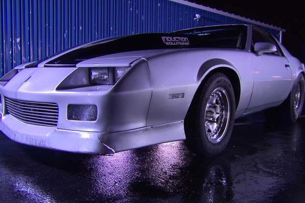 Derek's Third Generation Camaro
