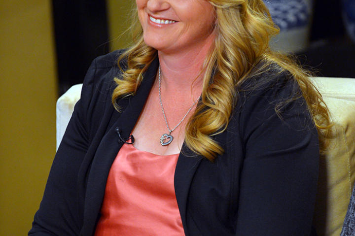 Christine Brown from 'Sister Wives'