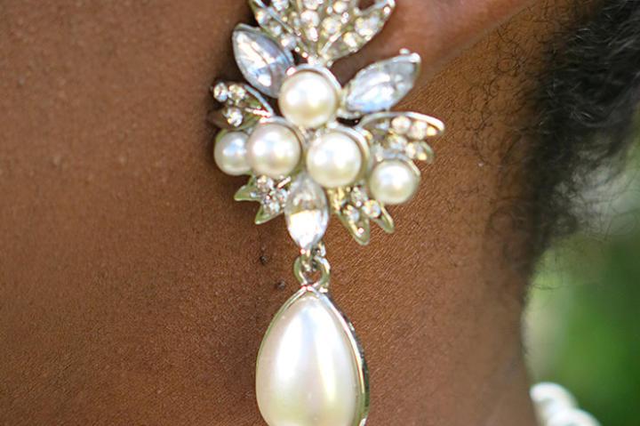 Mia's earrings