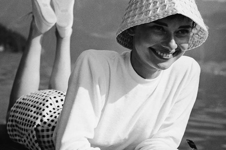 "Clinton picks: ""Audrey Hepburn. Any Top Ten style icon list that doesn't include Audrey is bullcrap. She was the epitome of understated elegance. Basically, she is the standard by which good taste will be judged for about the next 100 years."""