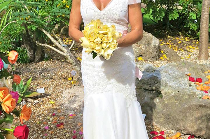 Nicole's Wedding Dress