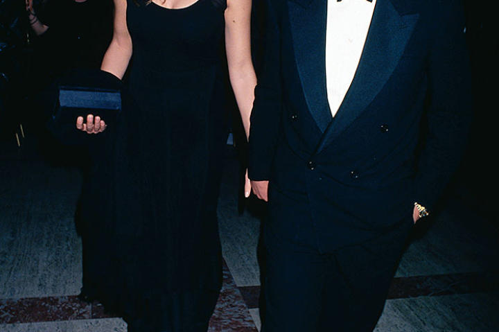Crawford steps out with Richard Gere in 1994.