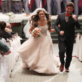 Jessa Duggar and Ben Seewald's Romantic Wedding Photo Gallery