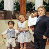 Will & Zoey Get Baptized, Play Pirates