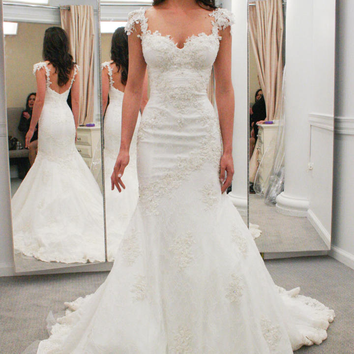 Say Yes To The Dress Consultant Ellie