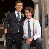 #StoryofZachandTori Wedding Day  Jeremy and Zach