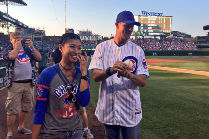 Long Lost Family Host Chris Jacobs Got Engaged To Ivy Teves Tlcme