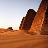 Photos: Lev Walks Sudan