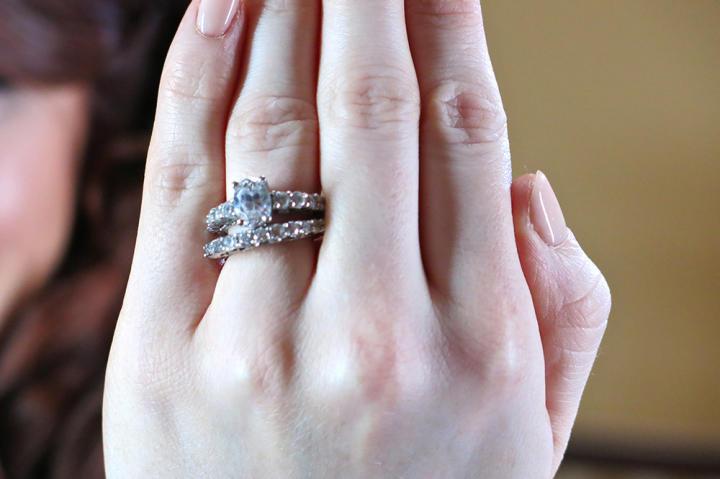 Chantall's Engagement Ring