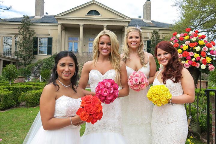 Four Weddings Facebook Stream
