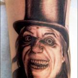 Kat Von D's Tattoo