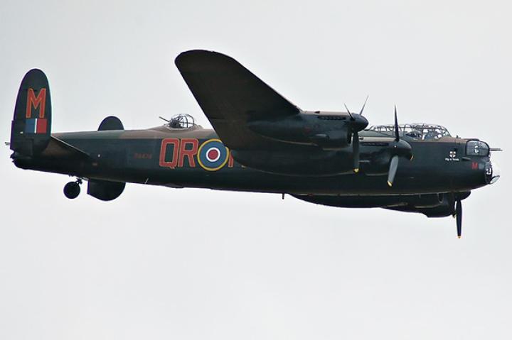 The British Avro Lancaster