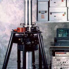 Geophysicists use gravimeters, like this FG5 Absolute Gravimeter, to measure the local gravitational field of the Earth. Gravimeters measure even the smallest changes in the Earth's gravity and are helpful in geophysical surveys and research.