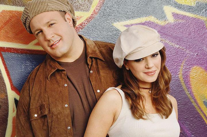 Leah played Carrie Heffernan opposite Kevin James's Doug Heffernan on the long-running sitcom
