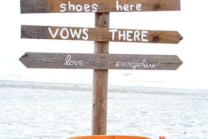Wedding Photos: Beauty on the Beach