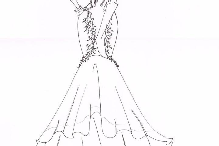 Substitute designer Heidi Elnora from