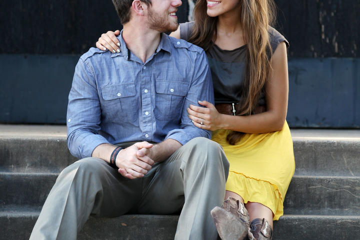 Jessa Duggar and Ben Seewald are Engaged! See Cute Candid Photos