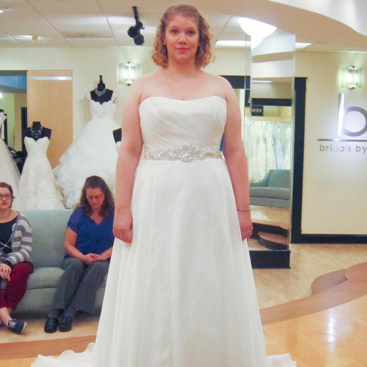 Pics for see through wedding dress say yes to the dress for Wedding dress in atlanta