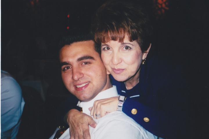 buddy valastro and mom