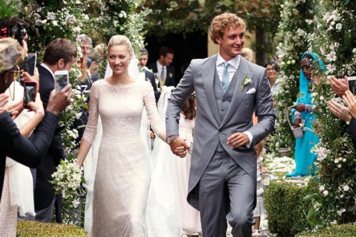 kate middleton wedding dress inspiration beatrice borromeo