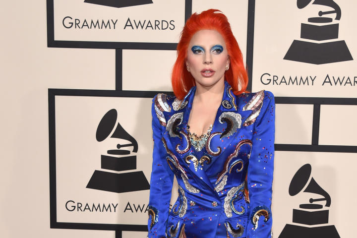 Grammy Awards 2016 Lady Gaga